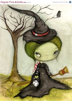whimsical goth | Via Nancy Moran