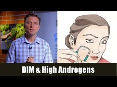 Using DIM For High Androgen to Help Facial Hair, Cystic Acne & Alopecia