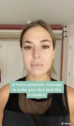 Technique Massage, Massage Techniques, Beauty Tips For Glowing Skin, Health And Beauty Tips, Face Yoga Exercises, Diy Beauté, Facial Yoga, Skin Care Routine Steps, Face Massage