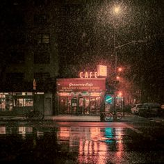 Gramercy Café, New York, NY, 2015 Ph. Franck Bohbot