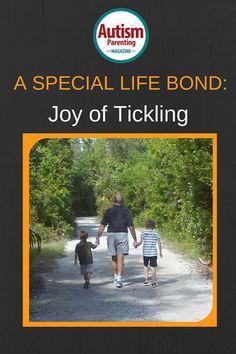 👉A Special Life Bond: The Joy of Tickling