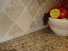 love the backsplash. especially with that granite since that is the color we chose!! Looks beautiful together!