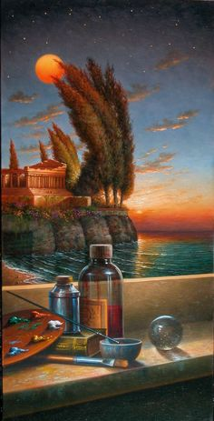 Metaphysical art | Antonio ---nunziante - Naples 1956.Tutt'Art@ | Pittura * Scultura * Poesia * Musica |