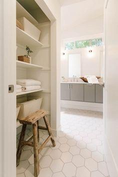White floor tiles bathroom Big Project Spotlight Could Have That White Master Bathroomwhite Bathroom Tilesfireclay Tilebathroom Pinterest 104 Best White Bathroom Tile Images Bathroom Bathroom Modern