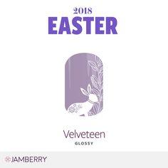 Velveteen, Easter ja