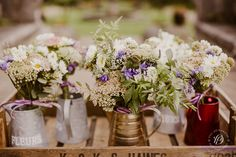 english country garden wedding flowers by jenlittlebird, via Flickr