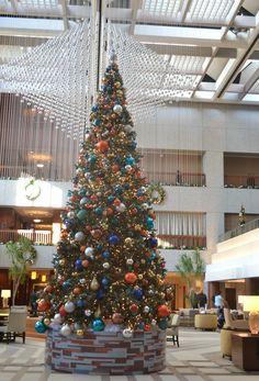 #christmastree #christmas #holiday #tree #decor #hoteldecor
