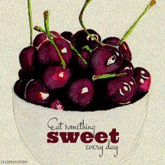 Eat something #sweet every day. #food #madewithstudio
