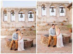 Nick and Kristen | Engagement | Mission San Juan Capistrano Wedding Photographer | Manya Photography