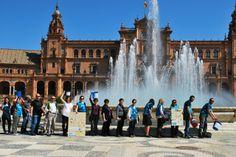 Sevilla se mueve por el Derecho Humano al Agua
