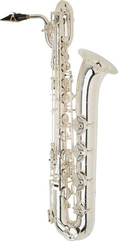 Selmer Paris Series Ii Model 55Af Jubilee Edition Baritone Saxophone 55Afjs - Silver Plated