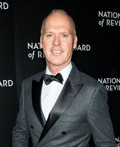 """Pin for Later: Bradley, Felicity, and More Stars React to Their """"Incredible"""" Oscar Nominations Michael Keaton"""