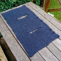 DIY: Cómo hacer un chaleco con un rectángulo de tela - yo elijo Coser