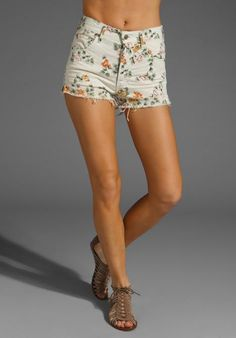 Citizens of Humanity Jeans Chloe High Waist Cut Off Shorts