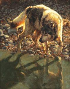 White Wolf: Greg Beecham - American Artist of the Wild West.