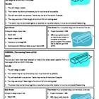 Challenge your students to build the tallest towers possible with only tin foil - no adhesives or anything.  This page is a printable rubric and le...