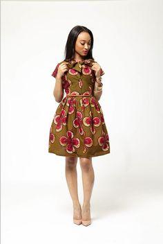 Image of Michu Dress