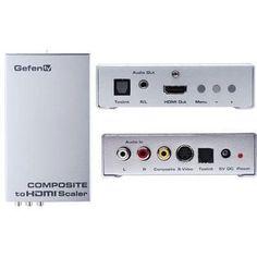 Tv Composite To HDMI Scaler