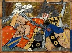 The Crusades were a series of religious expeditionary wars blessed by the Pope and the Catholic Church, with the main goal of restoring Christian access to the holy places in and near Jerusalem. The crusaders comprised military units of Catholics from all over western Europe. The main series of Crusades, primarily against Muslims, occurred between 1095 and 1291. The Crusades had major far-reaching political, economic, and social impacts on western Europe.