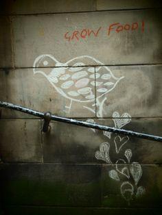 graffiti - Edinburgh