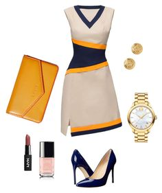 """""""Untitled #544"""" by stylemirror ❤ liked on Polyvore featuring Lattori, Ivanka Trump, Lodis, Movado and Versace"""