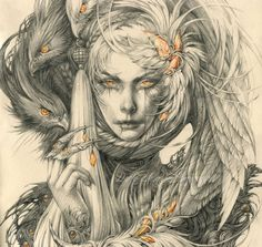 Amber by Anwaraidd on DeviantArt