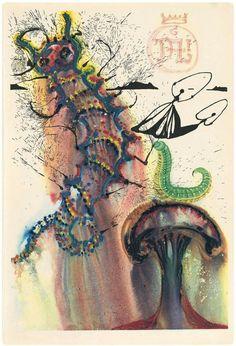 Dalí - Alicia