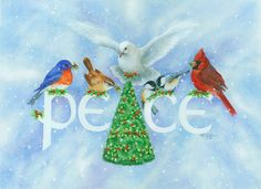PEACE BY KATHY GOFF