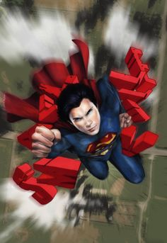 #Superman #Fan #Art. (SMALLVILLE: SEASON Vol.11 #1 Cover) By: Cat Staggs. (THE * 5 * STÅR * ÅWARD * OF: * AW YEAH, IT'S MAJOR ÅWESOMENESS!!!™)[THANK U 4 PINNING!!!<·><]<©>ÅÅÅ+(OB4E)