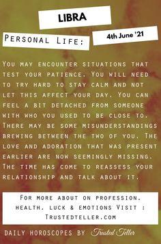 Libra Horoscope Today