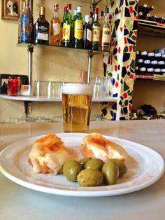 ¡Tapas de Granada! / Some tapas in Granada!, by @MatthewAskari