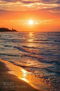 Popular on 500px : Sunrise in Italy by dieter_jaeschke - empfohlen von First Class and More