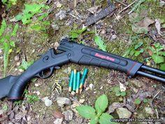 survival guns | New Savage Model 42 22LR/410 Shotshell Combination Gun