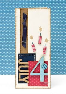 Fourth of July card ideas. #CTMH #Cards