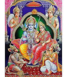 Lord Ram Story has been narrated in epics like Ramayana & Ramcharitmanas. Check out some of teh stunning Lord Ram images, ram navami images in HD. Durga Kali, Shri Hanuman, Durga Goddess, Hanuman Pics, Ram Navami Images, Shree Ram Images, Ram Photos, Ram Wallpaper, Hanuman Wallpaper