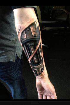 Las 11 Mejores Imágenes De Tatuajes Biomecanicos Brazo En 2018 Arm