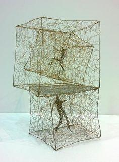 Barbara+Licha:+wire+sculptures                                                                                                                                                                                 More