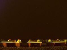 Il #mare di #notte, a guardar le #stelle #PortoPotenzaPicena