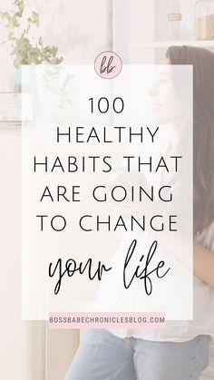 Looking for good habits to start and to replace the bad ones? If you're a woman who wants to improve your life, develop these habits to become a happier person! How To Have A Good Morning, Fun To Be One, Something To Do, Good Habits, Healthy Habits, Healthy Life, Healthy Living, Drive Motivation, Health Advice