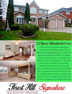 27 best homes for sale in markham images in 2019 greater toronto rh pinterest com