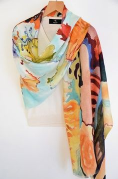 Absolutely love this scarf!