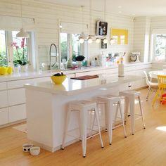 El piso de una artista y blogger | Decorar tu casa es facilisimo.com