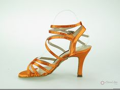 Natural Spin Designer Salsa Shoes/Tango Shoes/Fashion Shoes(Open Toe):  S1104-30