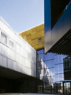 Gallery of Multimedia Library l'Alpha / loci anima - 6