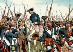 Das Regiment Bernburg