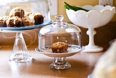 Make your own cake stands...great gift idea! We did lots of these for a fundraiser at church!