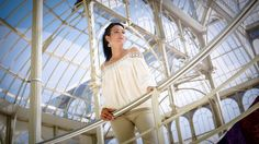Photos du d'Elodie au palais de cristal à Madrid. Photos of the at the crystal palace in Madrid. Crystal Palace, Centre, About Me Blog, Fashion, Crystal, Welcome, Park, Bonjour, Fashion Styles