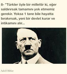 Türk olmak şereftir ☝️