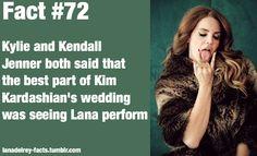 Lana Del Rey ##LDR #facts
