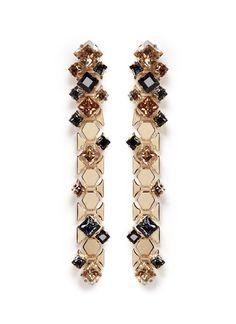 Lanvin Drop Earrings in Metallics LMXG6EeuE